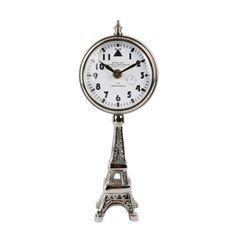 [ATELIER] TK 에펠탑 탁상시계(니켈)