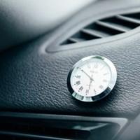 카츠(Kartz) 차량용 아날로그 시계