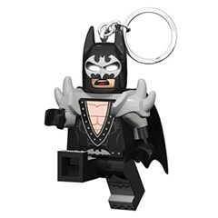 [레고 키체인]  LBM 배트맨 글램락커 키체인