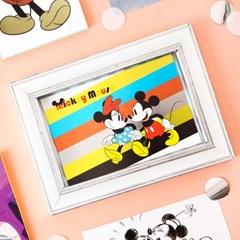 [Disney]Mickey_엽서&노트 Set