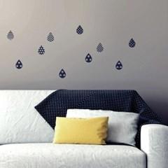 북유럽 데코스티커_패턴물방울