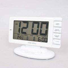 슈퍼와이드 LCD  알람시계