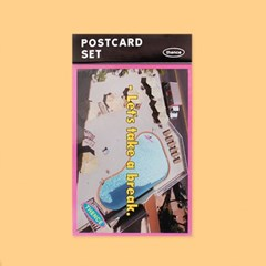POSTCARD SET_SP
