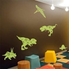 공룡(공룡 8종세트) 인테리어 스티커