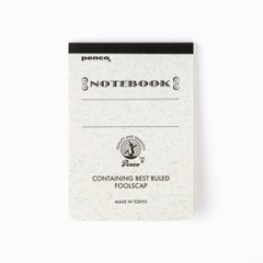 Penco Foolscap Notebook A7