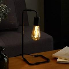 트위스트 테이블 스탠드 (LED 전구 포함)