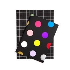 good ideas notebook set, bingo/euro pop
