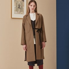 [STELLA7] Single Long Coat(Beige)_(515172