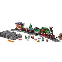[레고 크리에이터] 10254 홀리데이 기차