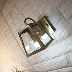 LED 프램벽등 - 브론즈
