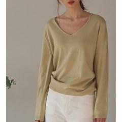 3 color soft knit