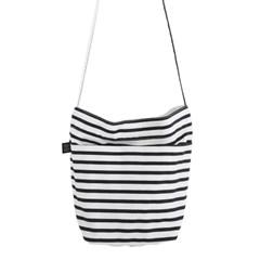 [피기굿즈] 미니 버킷백 (marine stripe)