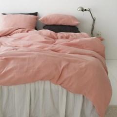 순수 이중거즈 침구셋트-핑크