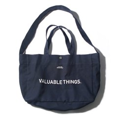 CANVAS MAIL BAG-NAVY