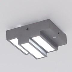 [바이빔][LED] 피아노 센서등-그레이
