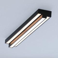 [바이빔][LED] 피아노 주방등(대)-블랙or화이트