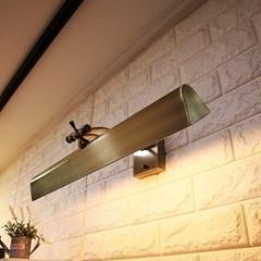 LED 메인저 벽등(대) - 브론즈