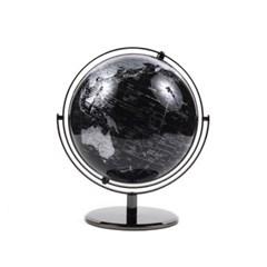 [GEO] 블랙 메탈회전 지구본 25cm