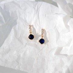[silver925] sally earring