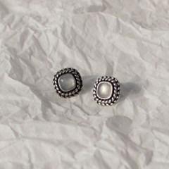 [silver925] raymond earring