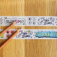 MASTE Masking Tape for Coloring-MST-ZC02-D