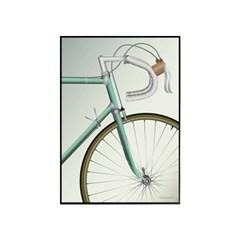 에포크 -자전거(Bicycle - poster)50*70Framed