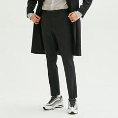 Solid Trouser (Dark Navy)