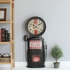 주유기 시계