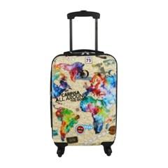 댄디 컬러맵 20형 캐리어 여행가방