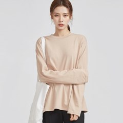 FRESH A basic round T (8 colors)_(529013)