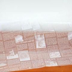 [대용량] 유산지 쟁반깔지 화이트 뉴스페이퍼 - 250장