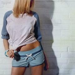 [SUGAPOINT] 슈가포인트 여자 보드숏 GENET