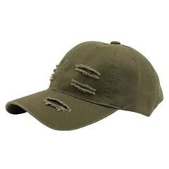 [알슨]AC-016WASHED VINTAGE STRAP BASEBALL CAP (KH)_(2165521)