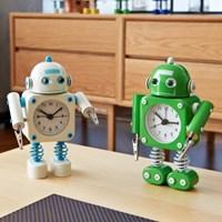 알람시계 로봇디자인 RB2754 (건전지 포함)