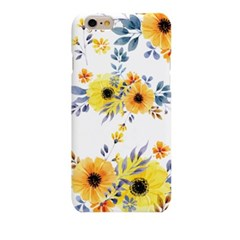 Spring Watercolor Flower (HF-128A) Hard Case