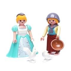 플레이모빌 듀오팩- 공주와 시녀(6843)
