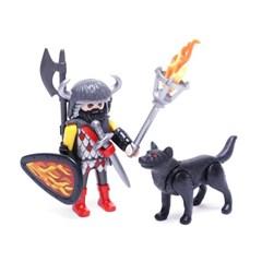 플레이모빌 늑대 전사(5385)