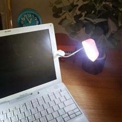 휘어지는 클립형 LED 조명