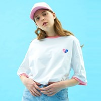 GRISH SCHOOL T-SHIRT-(PINK)