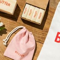 BUTTER MINI SOAP (4set)