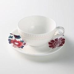 [한국도자기X피딕스]보헤미안우드랜드 커피잔