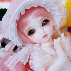 봄이 White Baby - 26cm 구체관절인형