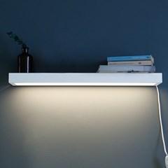 [바이빔][LED] 딘 벽걸이 선반(블랙or화이트)