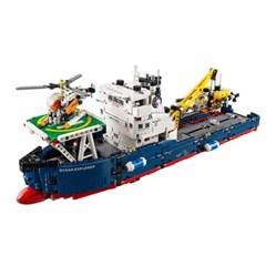 [레고 테크닉] 42064 해양 탐사선