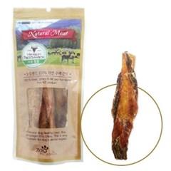 쥬펫 뉴질랜드 100%자연수제간식 사슴힘줄 80g