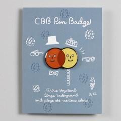 CBB pin badge 01 smile