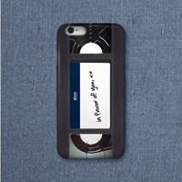 90s Video Tape 아이폰 하드케이스