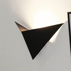 칼립소 벽등-블랙 ( LED 내장형 3W 국내산 정품)