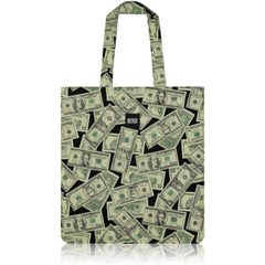 nother Dollar Bills Flat Tote Bag