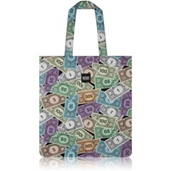 nother Monopoly Money Flat Tote Bag